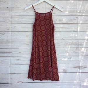 Brandy Melville Mandala Bohemian Strappy Dress